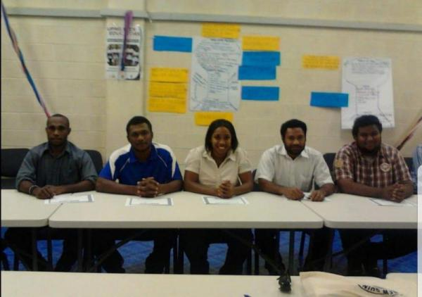 Reflections of a student leader | 2013: Campaigns and Careers - AUS PNG Network - Lowy Institute