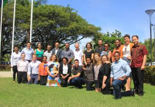 2017 Australia-Papua New Guinea Emerging Leaders Dialogue: Outcomes
