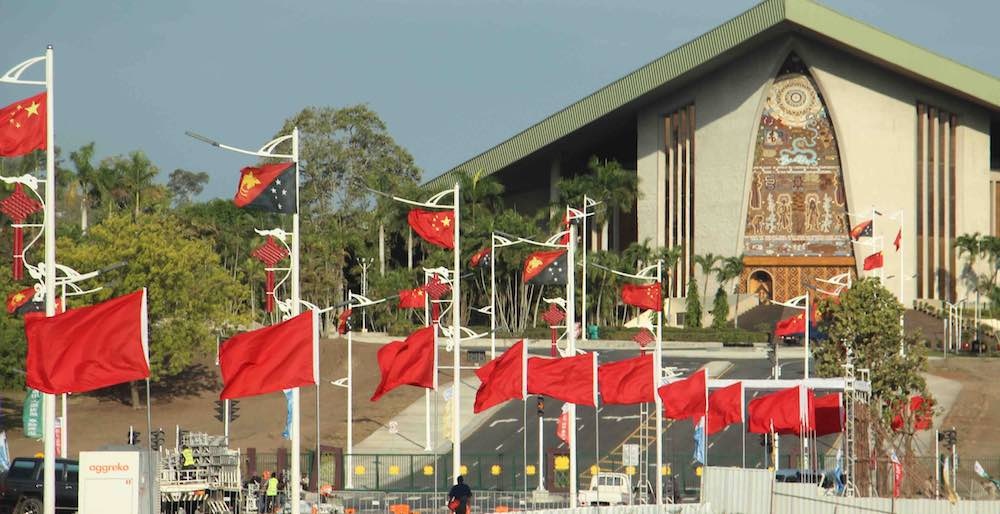 Conflict, romance and PNG: the APEC summit - AUS PNG Network - Lowy Institute