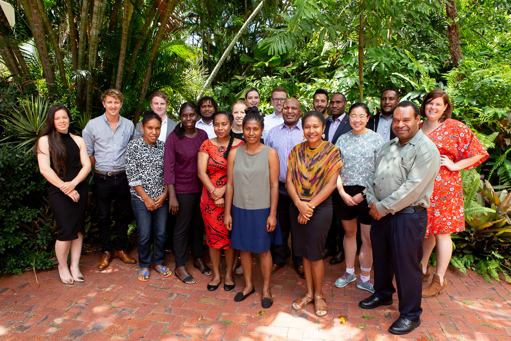 Participants, 2018 Australia-PNG Emerging Leaders Dialogue in Cairns, Australia. 6 December 2018