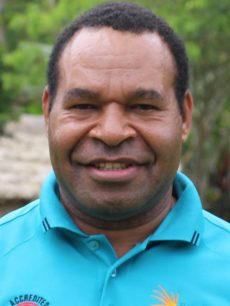 Michael Taia - Senior Officer Provincial Co-ordination and Product Development, PNG Tourism Promotion Authority - Lowy Institute