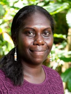 Daphney Toke - Monitoring and Evaluation, Autonomous Bougainville Government - Lowy Institute