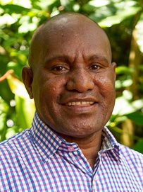 Martin Yala Timothy - Secretariat Manager, Global Fund (PNG) - Lowy Institute